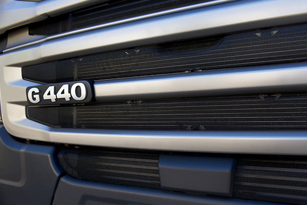 Scania ,-G440,-truck -review ,-ATN