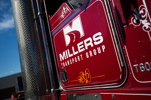 Millers -Transport -Group ,-Operator ,-ATN4