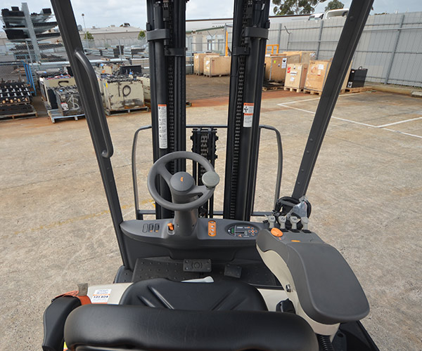 Crown ,-SC6000,-forklift ,-review ,-ATN5