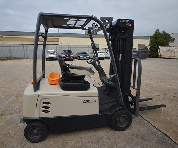 Crown ,-SC6000,-forklift ,-review ,-ATN4
