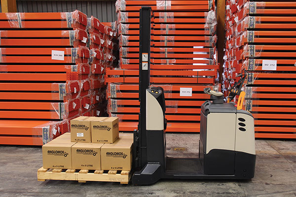 Crown -MPC3000-Forklift -Review ,-ATN6