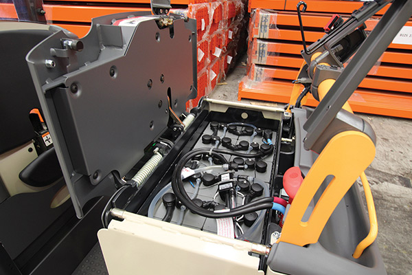 Crown -MPC3000-Forklift -Review ,-ATN