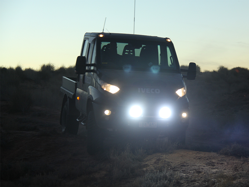 Iveco ML150 Eurocargo 4x 4 And Iveco Daily 4x 4 Review _ATN Image (11)